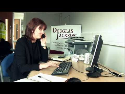 Douglas Jackson Executive and Management Contact Centre Recruitment Solutions.