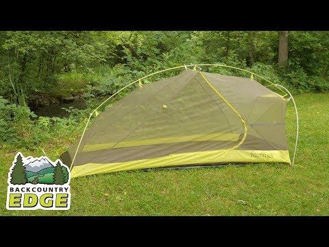 Marmot Force 1P 3-Season Backpacking Tent