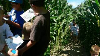 2010 Liberty Ridge Corn Maze
