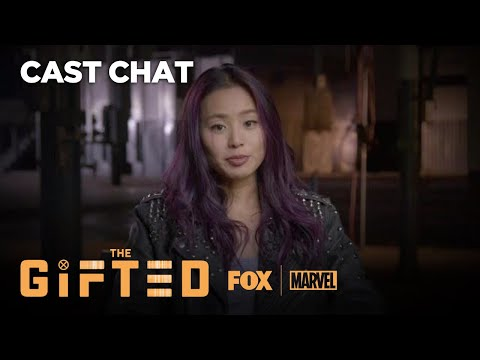 Mutant Case Files: Blink  Season 1  THE GIFTED