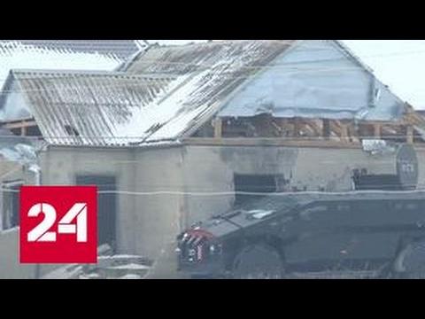 КТО в Хасавюрте: ликвидированы трое боевиков