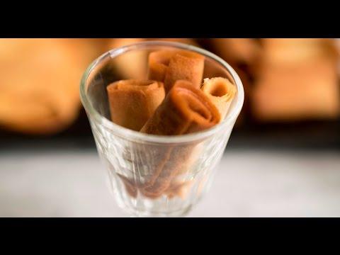 lacy crêpes  – Crêpes Dentelles - Pailleté Feuilletine -  decoration