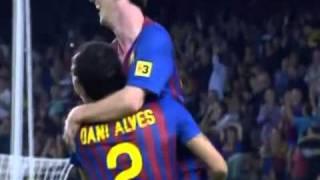 Barcelona vs Mallorca 5-0 - All Goals & Highlights - (29/10/2011)