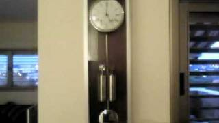 Hermle Regulator Pendulum Wall Clock