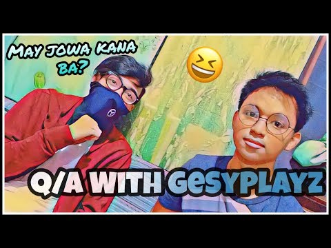 Q n A With GeSYPlayz + Shout outs!   Hi Im Kervy