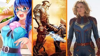 Steam's Sexy Games are BACK + Kingdoms of Amalur SAVED + Captain Marvel REVEALED