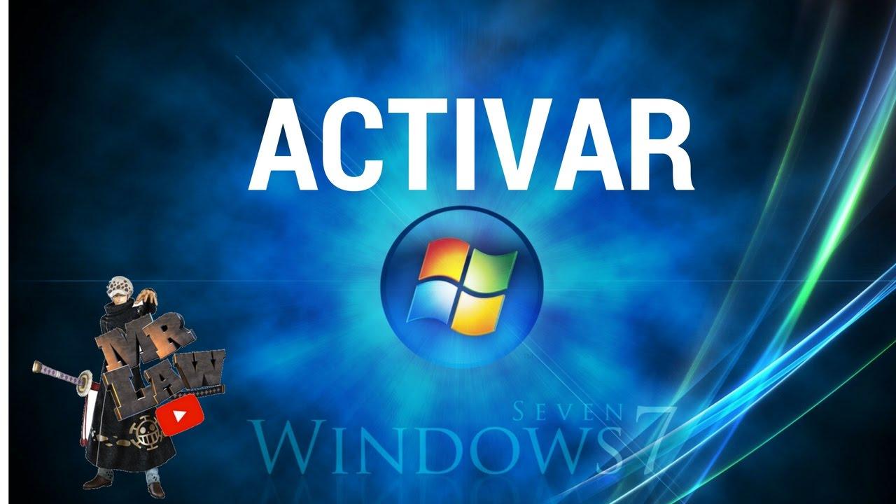 clave para activar windows 7 para canaima