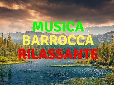 ♫ Musica Barocca Allegro, Rilassante, strumentale, per Concentrarsi Lavorare ♫