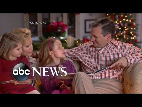 Ted Cruz Fights Political Cartoon Featuring His Daughters
