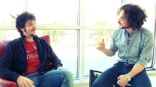 "Max Gazzè - ""Sotto casa Tour"" Intervista esclusiva - pt 1"