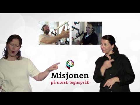Misjonen - på norsk tegnspråk episode 2