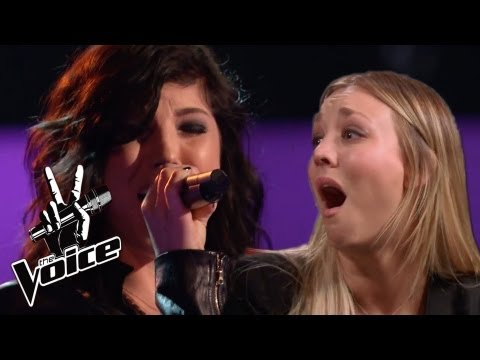 Briana Cuoco Wows During Blind Auditions  The Voice Season 5