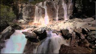 """""""Waterfalls of the World"""" (+Music)1 HR Healing Nature Relaxation Video 1080p with Musc"""
