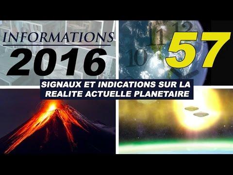 57º ALCYON PLÉIADES VIDEO INFORMATIONS 2016: Trump, Protestations Soros, Conspiration, OVNI