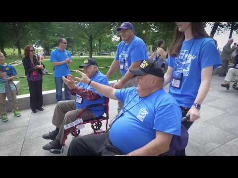 The Ones Who Survived: an Honor Flight documentary