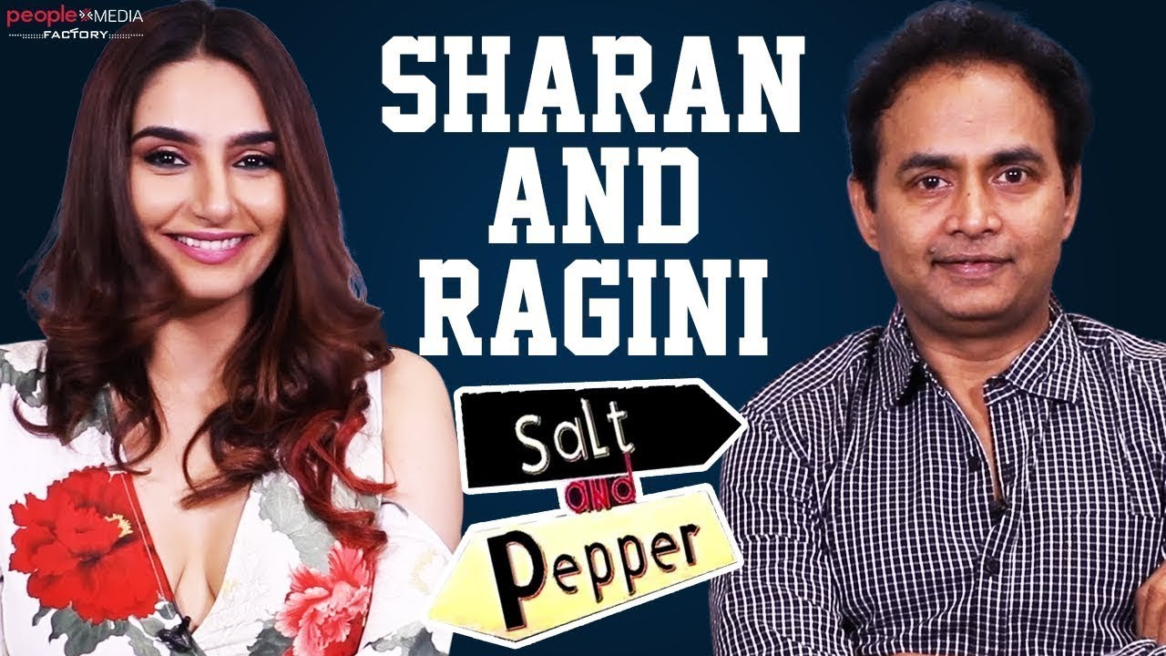 Sharan And Ragini Salt And Pepper Interview | Adhyaksha In America | People Media Factory