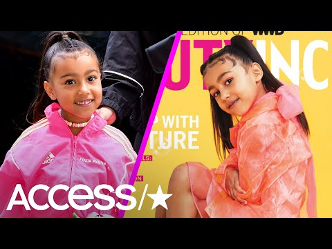 North West Lands Her First-Ever Solo Magazine Cover At Age 5!