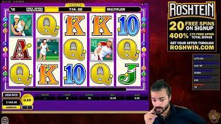 Twitch Casino Weekly | No. 20 | ROSHTEIN, CasinoDaddy