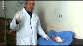 وفاة طفل حديث الولادة في عرسال نتيجة البرد القارس 1-2015