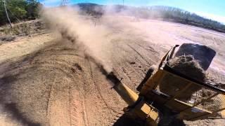 PEC - Erosion Control- Hay Blowing