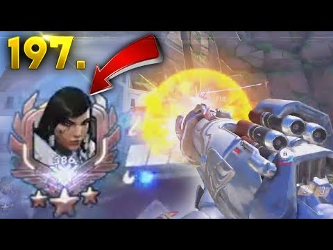 The Pharah GOD..!! | OVERWATCH Daily Moments Ep. 197 (Funny and Random Moments)