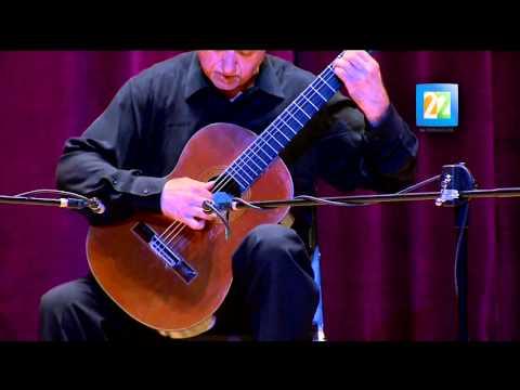 IV Festival Internacional de Guitarra en el Conservatorio Nacional de Música