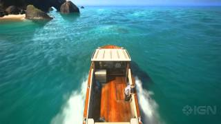 Uncharted 4 Walkthrough - Chapter 12: At Sea