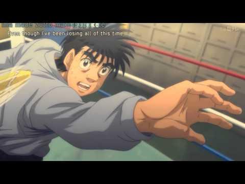 Hajime No Ippo: New Challenger - Final Scene (HD)