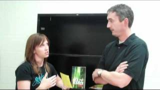 an interview with James Dashner