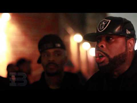Infamouz Battles presents: Horseshoe G.A.N.G. and Crooked I (Interview)