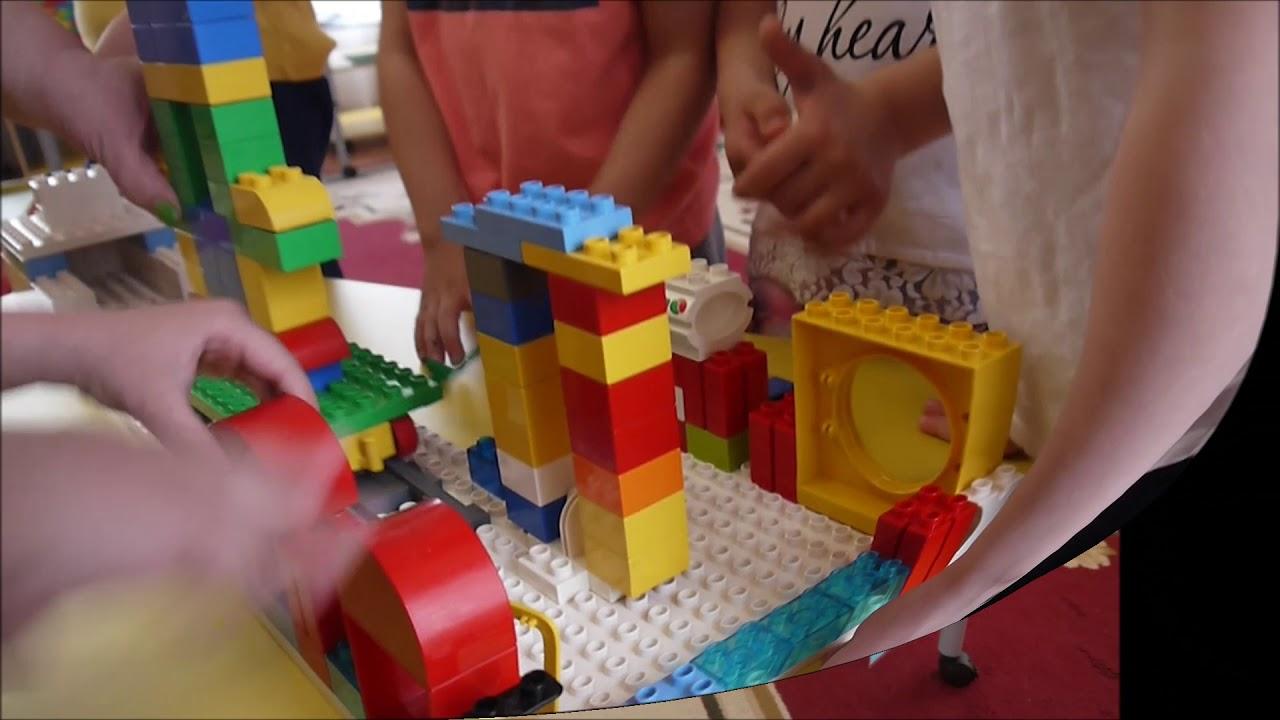 Lego моделирования правы