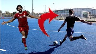 RECREATING THE BEST GOALS EVER