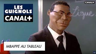 Au Tableau Killian Mbappé - Les Guignols - CANAL+