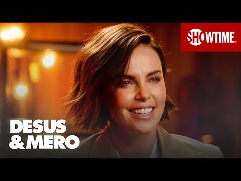 Did Charlize Theron Smoke Weed w Seth Rogen?  Extended   DESUS & MERO  SHOWTIME