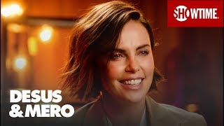 Did Charlize Theron Smoke Weed w/ Seth Rogen? | Extended Interview | DESUS & MERO | SHOWTIME