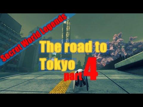 Secret World Legends Tokyo - Part 4 - Contract Killers