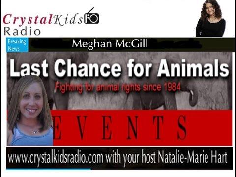 Natalie-Marie Hart - Meghan McGill - stop cruelty to animals