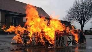 Fire of London OVPA 2014
