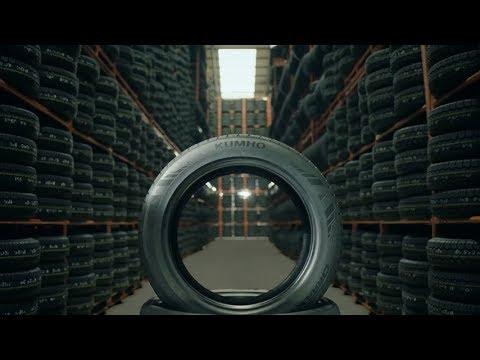 Kumho Tires Brand Video