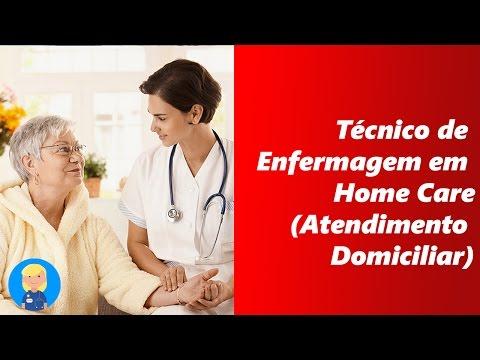 Técnico de Enfermagem em Homecare