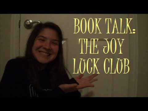 a comprehensive report on the joy luck club by amy tan Amy tan is the author of the joy luck club, the kitchen god's wife, the hundred secret senses, the bonesetter's daughter, the opposite of fate.