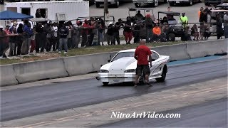 Side By Side 2018 Drag Racing & Grudge (NT) No Time (MGMP)
