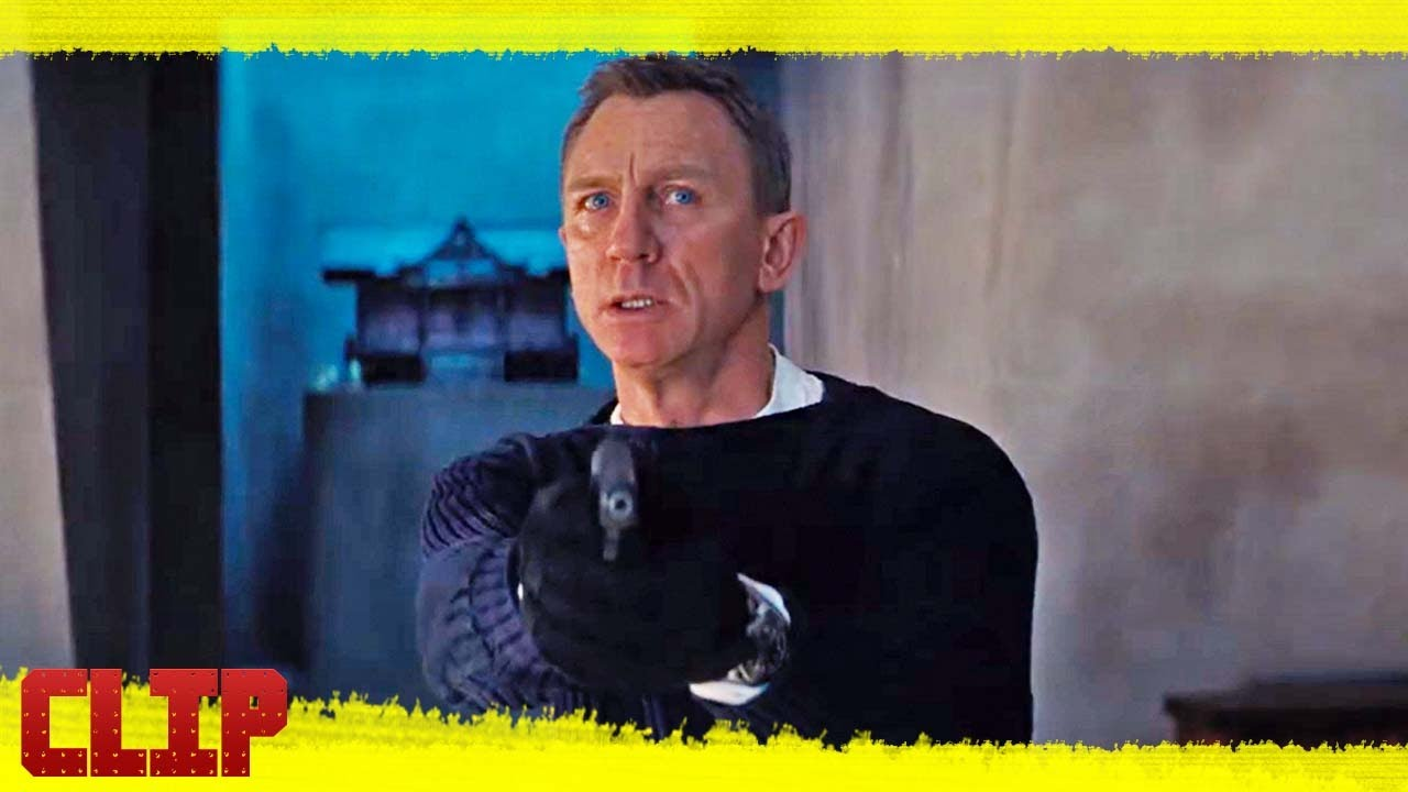 No Time to Die 007 Tv Spot (2020) Subtitulado
