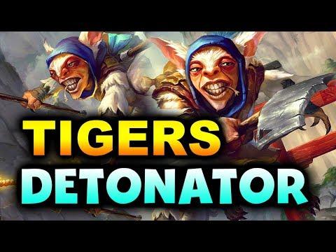 TIGERS vs DETONATOR - SEA Meepo - KING'S CUP 2 DOTA 2