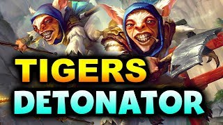 TIGERS vs DETONATOR - SEA Meepo - KING'S CUP 2 DOTA 2
