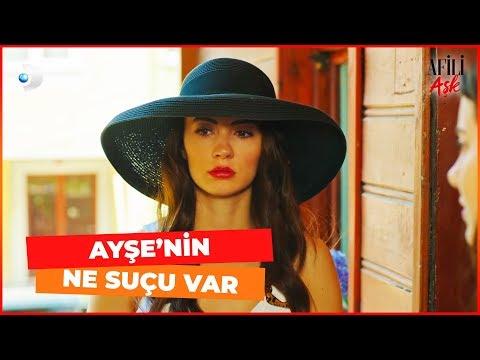 Nazmiye, Ayşe'yi Eve Almadı! - Afili Aşk 5. Bölüm