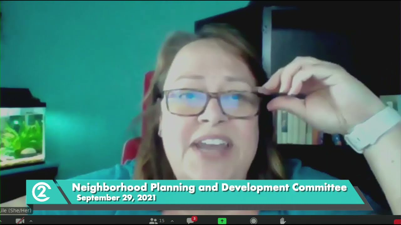 Bravo Hotel Tax Incentives - Testimony: Angie Lile with KCPS District Advisory Committee