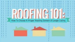 Roofing Company Names
