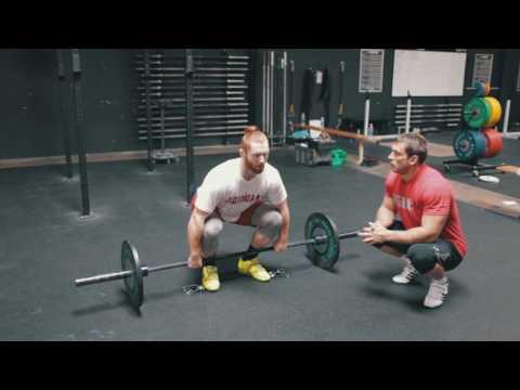 (10/15) KLOKOV - Clean Catch [Weightlifting Guide w/ Dmitry Klokov]