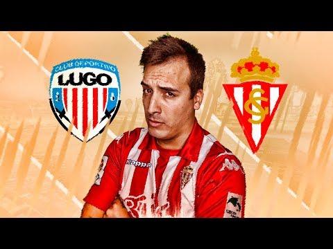 Lugo vs Sporting de Gijón ¡¡REACCIONES EN DIRECTO!! | Jornada 23 | Liga 123